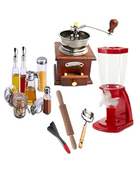 Various Cooking Accessories